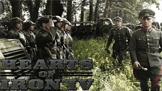 Hearts Of Iron IV | Alemania Nazi - Darkest Hour MOD - DIRECTO - París es Alemana! #3