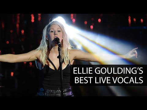 Ellie Goulding's Best Live Vocals