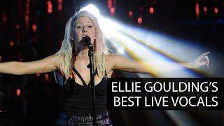 ellie gouldings best live vocals