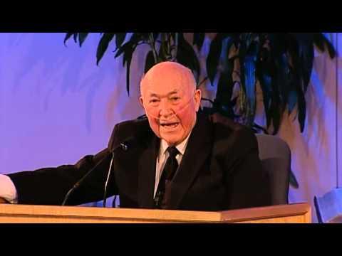 """Pastor Chuck Smith's Last Sermon - """"Be Strong in the Faith"""" - Romans 4:19"""