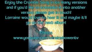 Crumble Song (Bombay Mix) by Lorraine Bowen starring Rajesh David