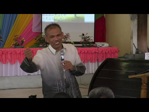 Pastor Nepthale F. Fofue and Adventist Radio Broadcasters of Oriental Mindoro [tagalog]