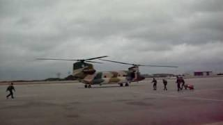 CH-47JA 大型輸送ヘリコプター チヌーク
