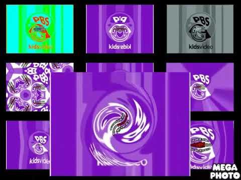 PBS Kids Dot Logo Effects Round 2 Vs Joeys Channel
