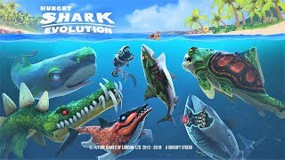 Hungry Shark Evolution Moby Dick Android Gameplay #22
