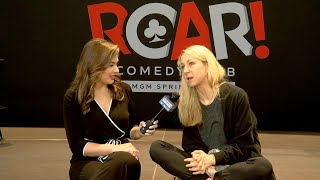 Nikki Glaser performing at Roar! Comedy Club this weekend