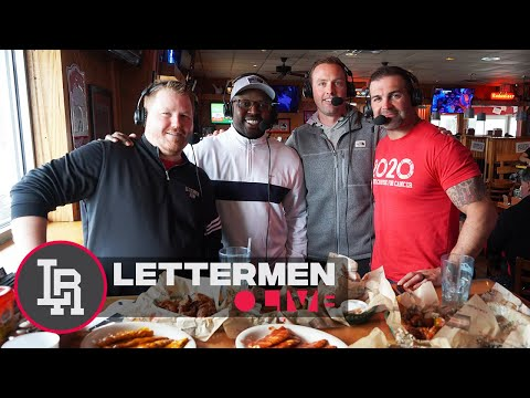Lettermen Live: Buckeyes head to Combine, spring ball almost here