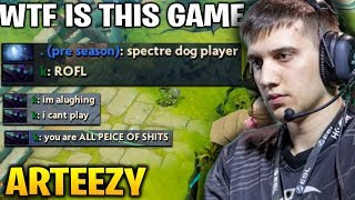 Video Arteezy the Most Funny and Toxic Game - Trash Talk Rage Buyback GG download MP3, 3GP, MP4, WEBM, AVI, FLV Agustus 2018