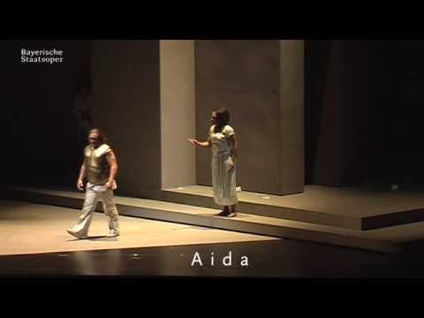 """Aida"" at the Bavarian State Opera"