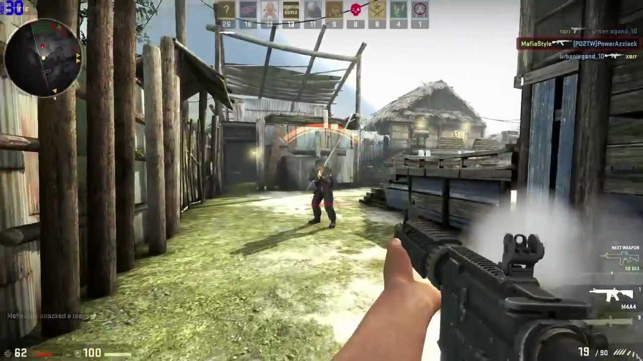 Call Of Duty Wallpaper Hd Intel Hd 4000 Cs Go Gameplay Youtube