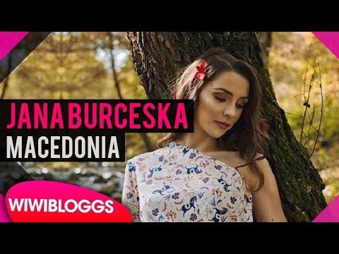 Macedonia Eurovision 2017 - Jana Burceska (REACTION)