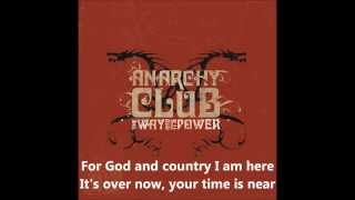 Anarchy Club - Enemy Ace [Lyrics / ᴴᴰ1080p]