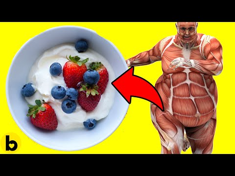 Eat Yogurt Every Day For 1 Week, See What Happens To Your Body