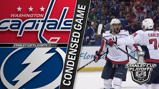 05/11/18 ECF, Gm1: Capitals @ Lightning
