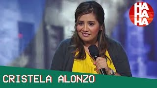 Cristela Alonzo - Lying To Avoid Small Talk
