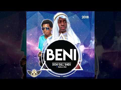 DonGillSneh X Bakaa Dimi- Beni(Official audio)