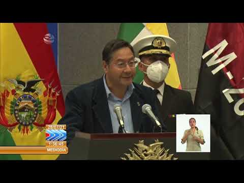 Presidente de Bolivia anuncia envío de ayuda humanitaria a Cuba