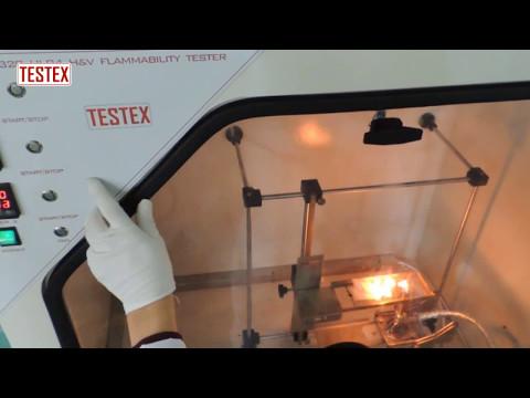 UL94 Horizontal & Vertical Flammability Tester, Flammability Test Chamber