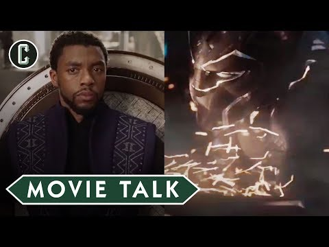 Download Youtube: Black Panther: New International Trailer Released - Movie Talk