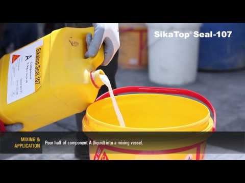 SikaTop® Seal 107