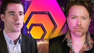 LIVE! Roger Ver and Richard Heart on Bitcoin, Ethereum, HEX, BCH, Blockstream, BitcoinCash & more.
