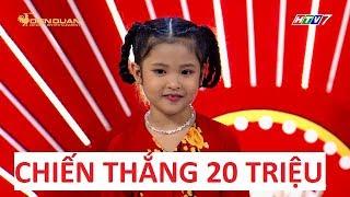 """Bản sao Việt Hương """"chửi"""" Ngô Kiến Huy nhận 20 triệu Thách thức danh hài"""