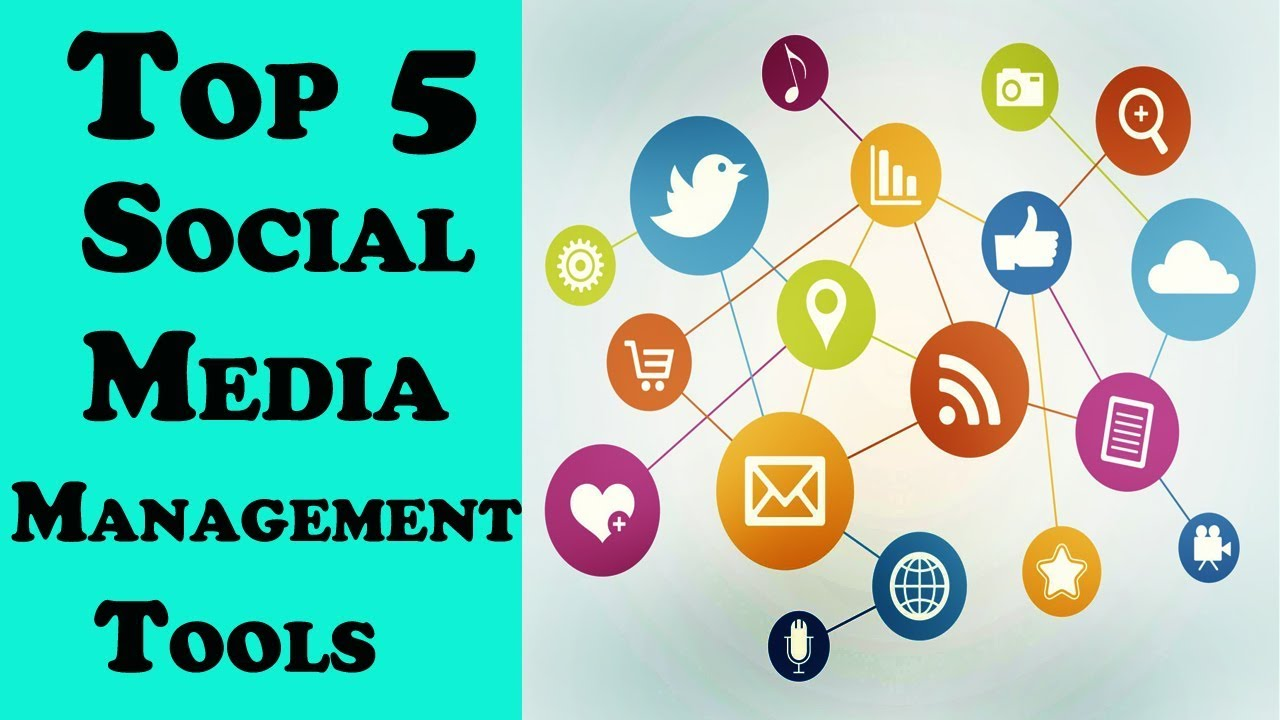 Top 5 Social Media Management Tools For Small Businesses