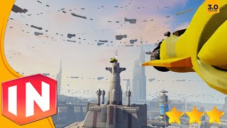 Disney Infinity 3.0 - Flight Path Mission: 3 Gold-Stars Guide