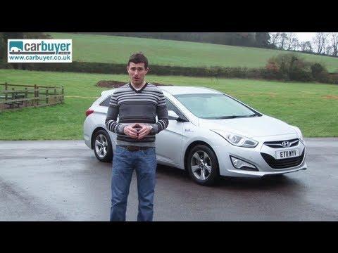 Hyundai i40 Tourer estate review - CarBuyer