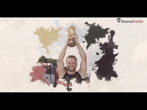 The Making of Mustafi | Origins, Hamburg and Everton