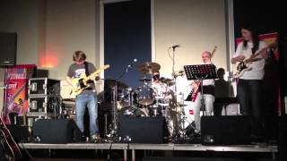 Lyle Watt Band - Led Boots (Cover) Live@Edinburgh Guitar Festival