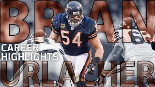 Brian Urlacher's INCREDIBLE Career Highlights | NFL Legends Highlights