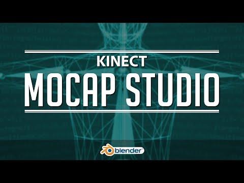 DIY Kinect Motion Capture Studio   Blender