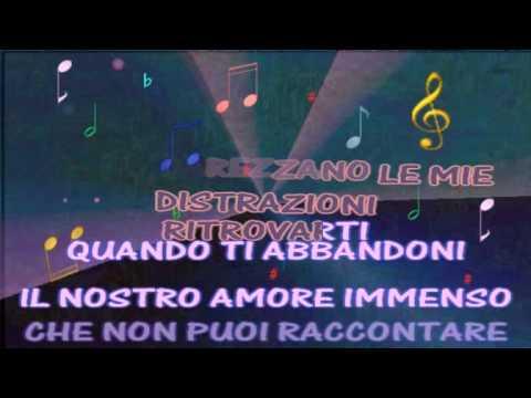 Jovanotti come musica karaoke con testo sincronizzato davvero