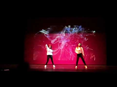 西雅图华人春晚 嘻哈舞蹈 Seattle Chinese Spring Gala Hiphop Dance