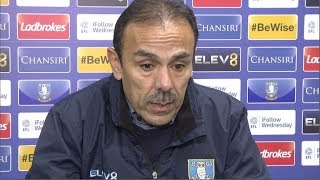 POST-MATCH | Jos Luhukay reviews the 2-2 draw with Rotherham