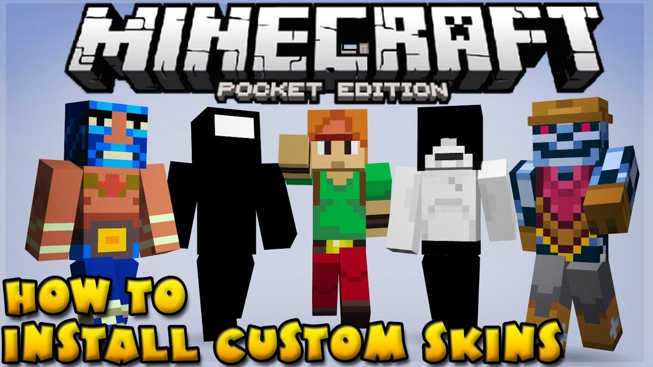Minecraft Spielen Deutsch Skins Fr Minecraft Pe Bild - Eigene skins fur minecraft erstellen