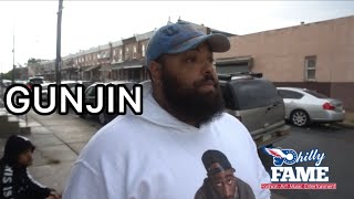 Gunjin on South Philly Struggles, Doin 5 Years in Prison, Goin Viral on Social Media + More
