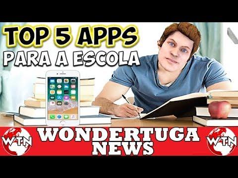 COMO SER O MELHOR ALUNO!? | Usa estas Apps!