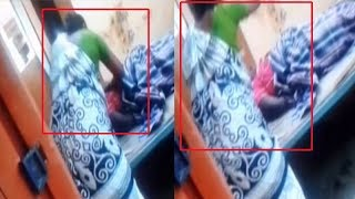 On cam: Bed-ridden old woman beaten up, tortured by cousin thumbnail