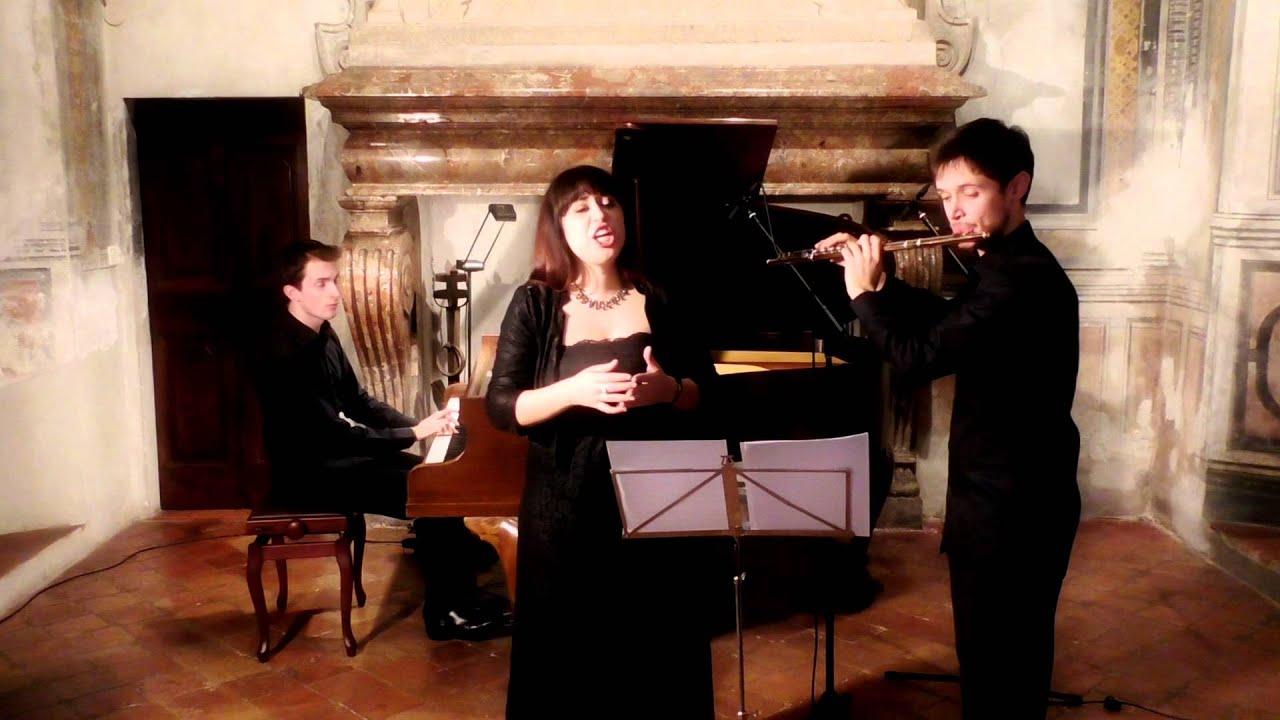 Maurice Ravel - La flûte enchantée (from Shéhérazade)