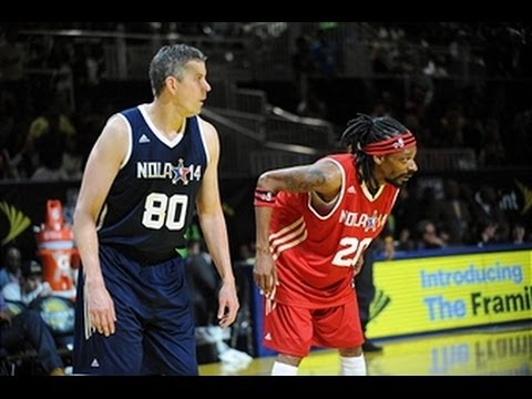 Arne Duncan Dominates the All-Star Celebrity Game!