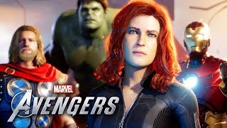 Marvel's Avengers - 'A-Day' Official Reveal Trailer | E3 2019