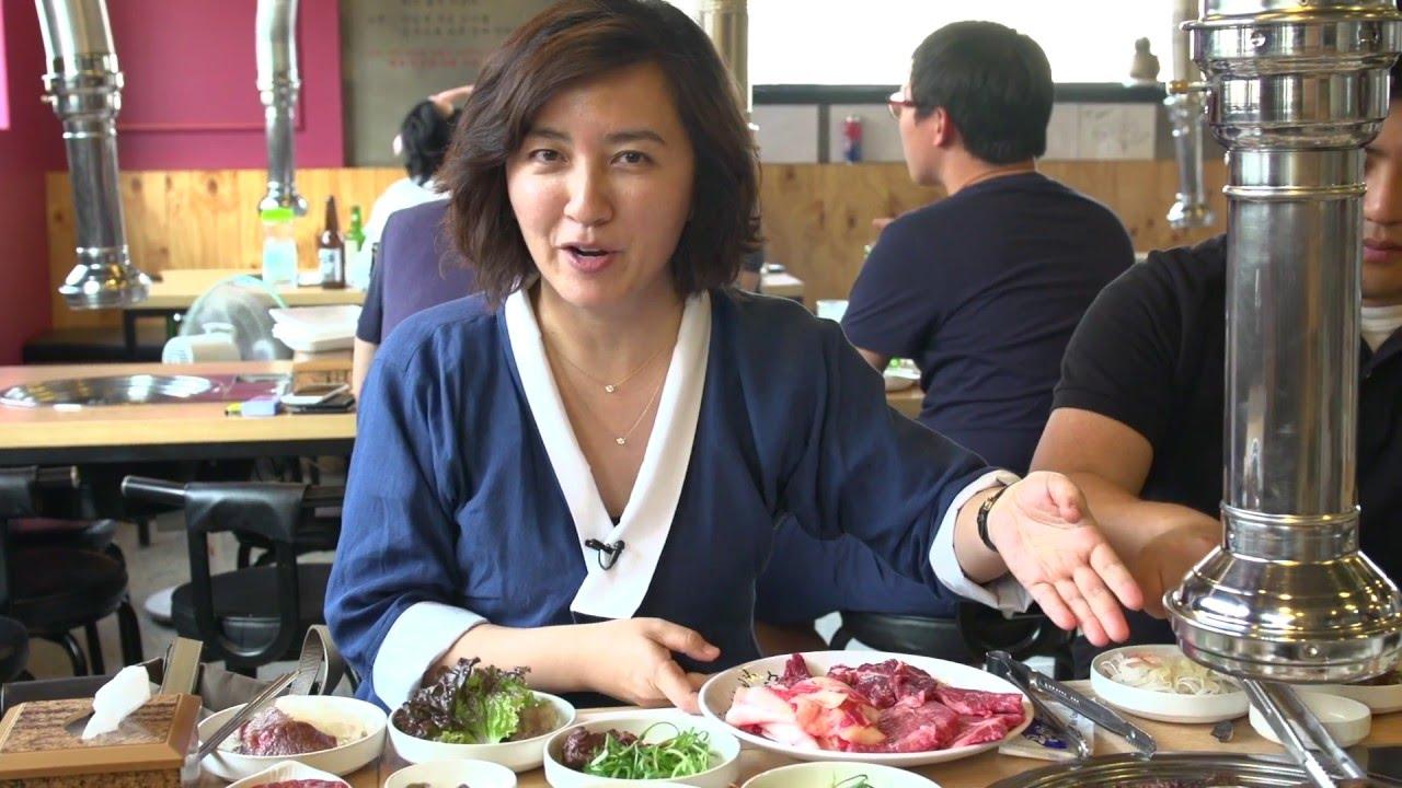 Korean Barbecue at Seoul's Majang Meat Market