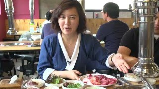 Korean Barbecue at Seoul's Majang Meat Market