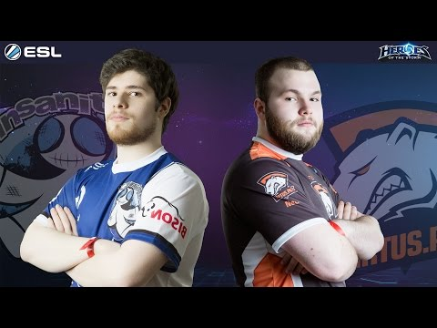 VP vs mYi - HSGC Katowice Playoffs - G2