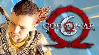 GOD OF WAR 100% Full Story Walkthrough #6 - The Alfheim Tower Part2
