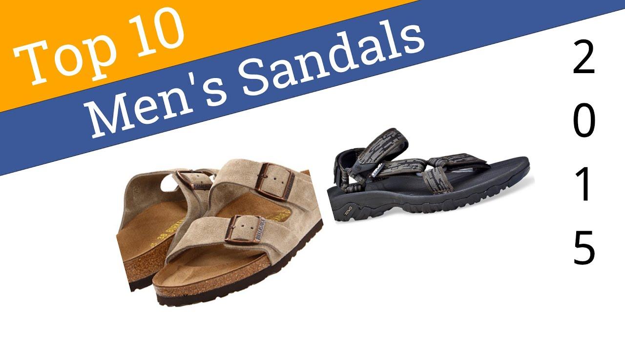 dd250f92b01 10 Best Men's Sandals 2015 by Ezvid Wiki