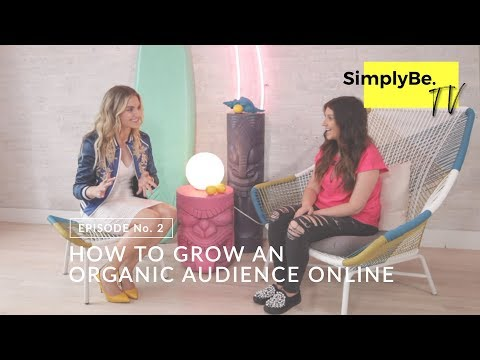 How To Grow An Organic Audience Online | Erica Eckman