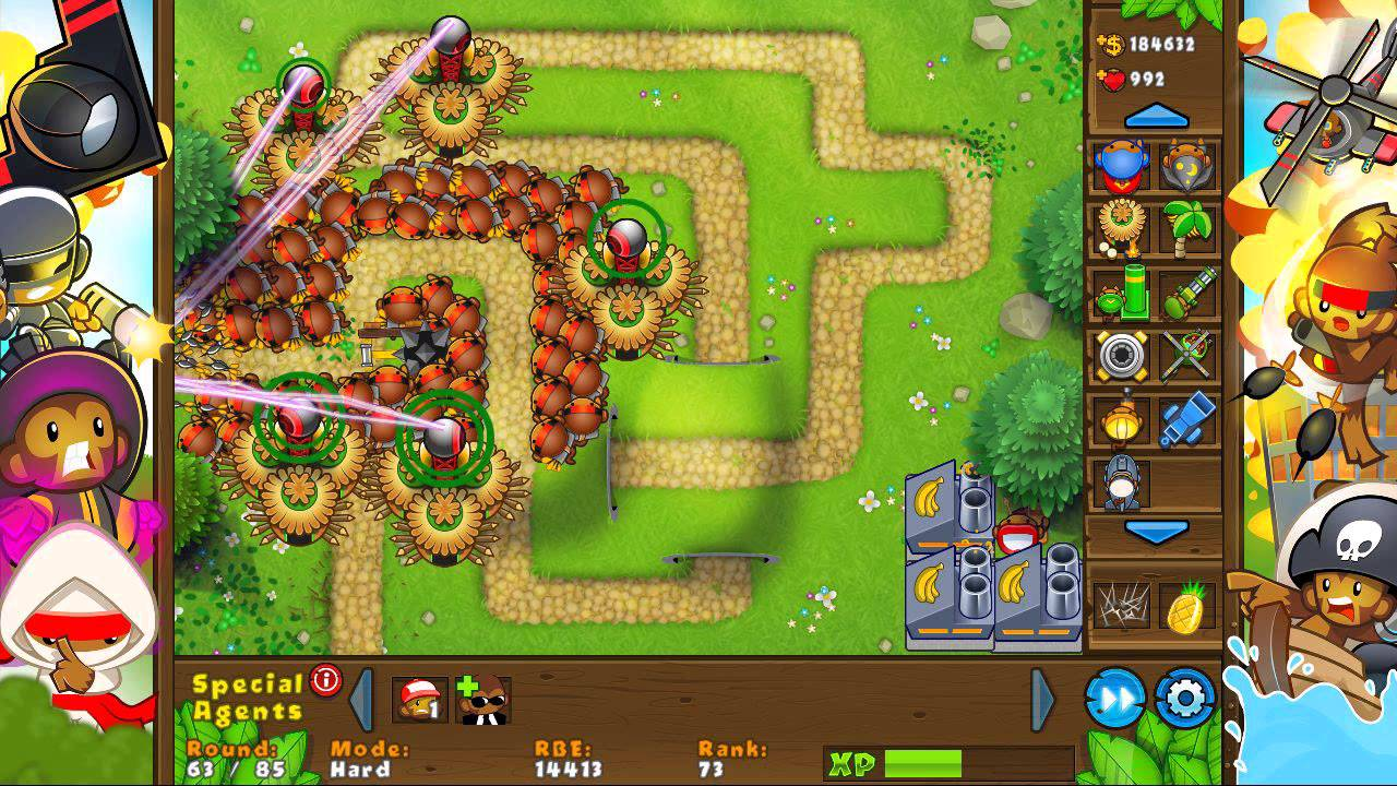 Tower Defense 5
